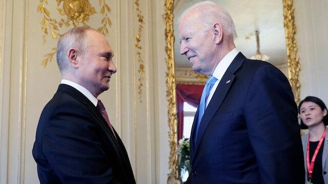 Biden ve Putin'den 4 saatlik görüşme: Putin 'Bu çok önemli' diye duyurdu