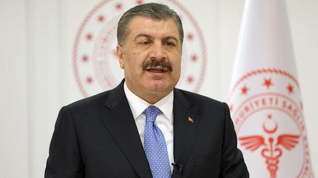 Sağlık Bakanı Fahrettin Koca: 35 yaş üzerine aşılama yarın başlıyor