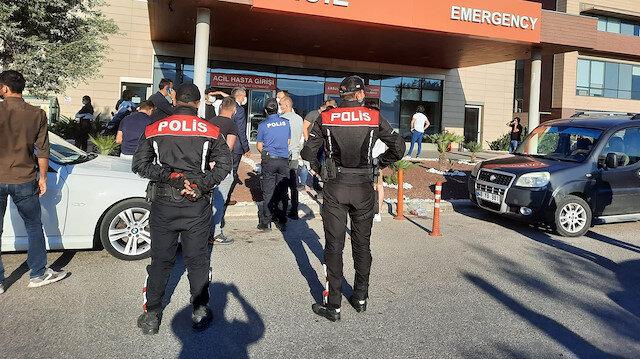 Bodrum'da çıkan çatışmada bir polis memuru şehit oldu