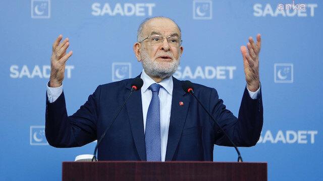 Asiltürk'ün Saadet'e kongre çağrısına Karamollaoğlu'ndan cevap: Doğru bulmuyorum
