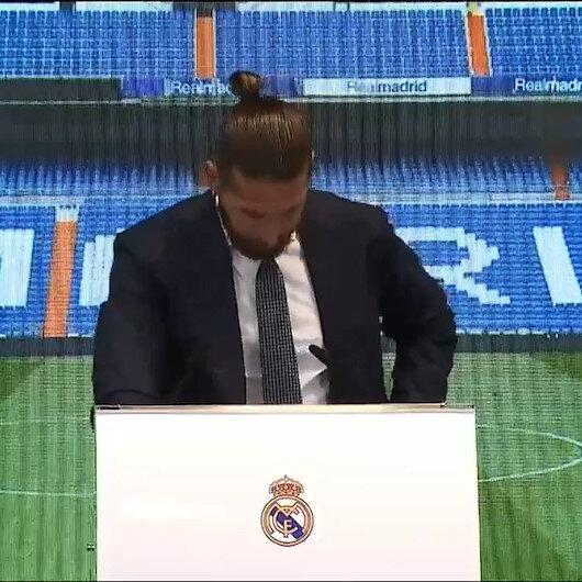 Real Madridde bir devir kapandı: Sergio Ramostan gözyaşlarıyla veda