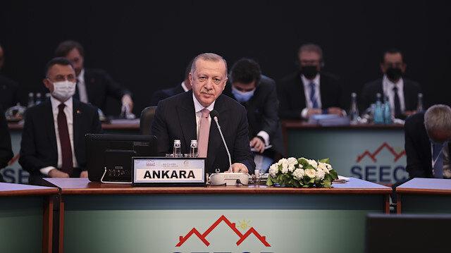 Cumhurbaşkanı Erdoğan'dan: Koronavirüse karşı aldığımız tedbirleri yakından görme fırsatı bulacaksınız