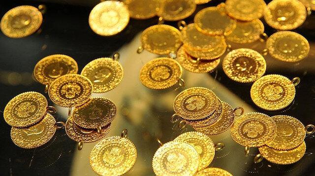 Altında sert düşüş: Çeyrek altın 804 liraya geriledi