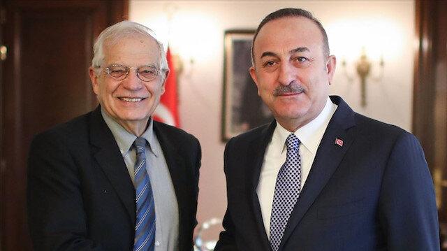 Dışişleri Bakanı Çavuşoğlu ile Josep Borrell Antalya'da görüşecek
