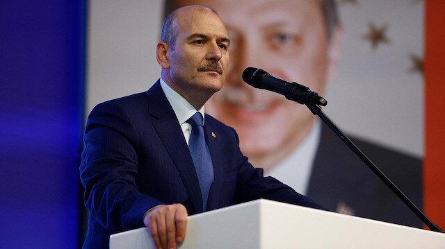 Bakan Soylu: PKK'nın sözde yöneticileri 'Canımıza ot tıkadı' diyerek yalvarıyorlar