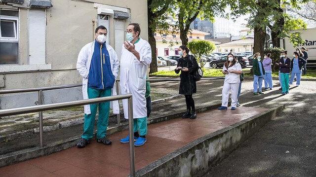 Lizbon'da Kovid-19 vakalarında tehlikeli yükseliş: Hafta sonu kente giriş ve çıkışlar yasaklandı