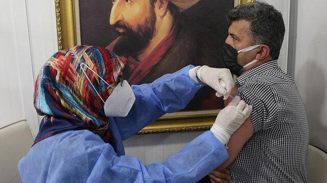 Türkiye'den aşı atağı: Dünyadaki en yüksek rakama ulaştık