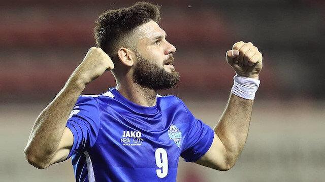Fırtına'ya Sırp golcü Makaric