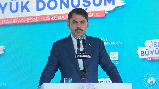 İstanbul'un kentsel dönüşümü için 5 bin konutluk yeni proje