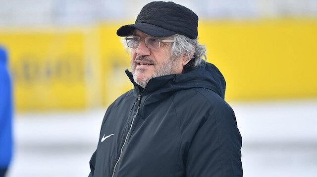 Teknik direktör Mustafa Reşit Akçay hastaneye kaldırıldı