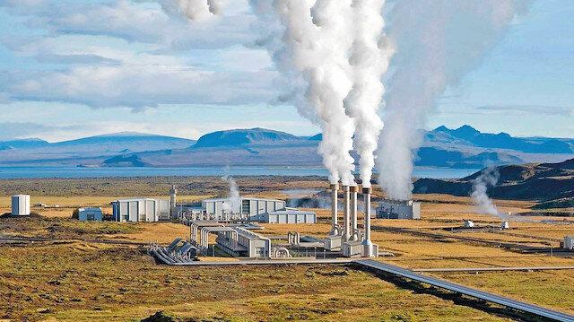 Jeotermalde Avrupalideriyiz: Dünyadaki kurulu gücün yüzde 11'i Türkiye'de