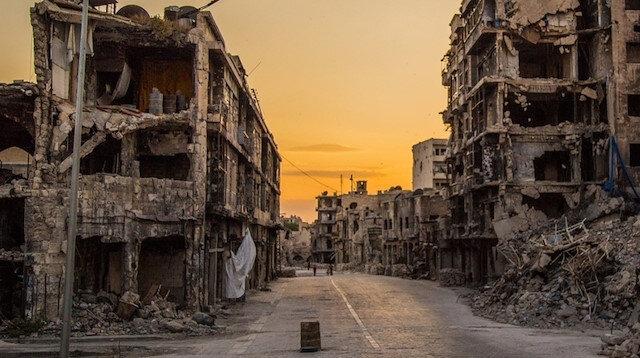 Tükenmeyen şehir: Halep