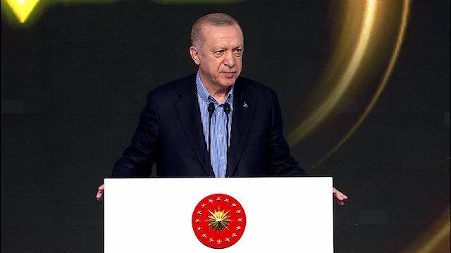 Cumhurbaşkanı Erdoğan: Yerli aşımızı inşallah tüm insanlıkla paylaşacağız