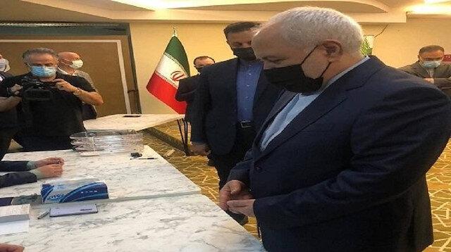 İran Dışişleri Bakanı Zarif oyunu Antalya'da kullandı