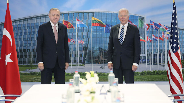 Erdoğan-Biden görüşmesi: Kabil Havalimanı'nın korumasının Türkiye tarafından sağlanması talebi var