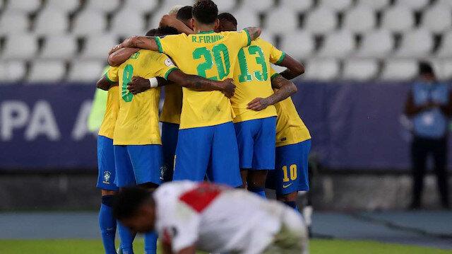 Copa America'da Brezilya rüzgarı