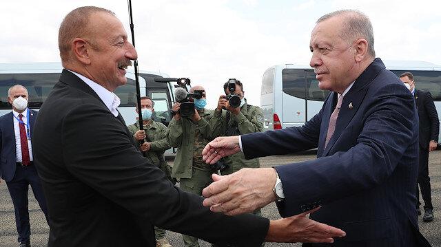 Erdoğan'ın 'Azerbaycan'a askeri üs' açıklaması Rus medyasında: Ciddi bir meydan okuma
