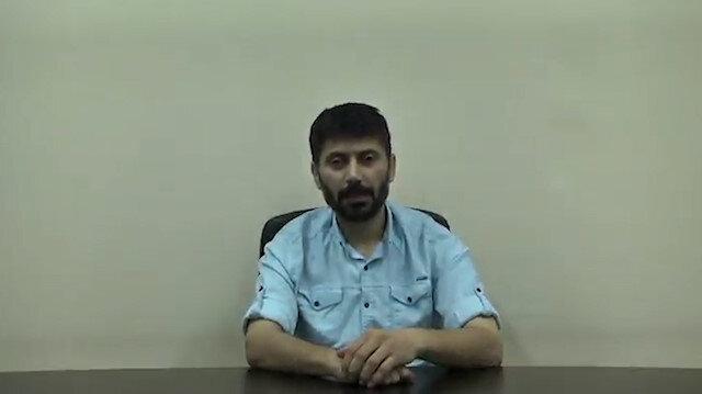 PKK'lı teröristten örgüte