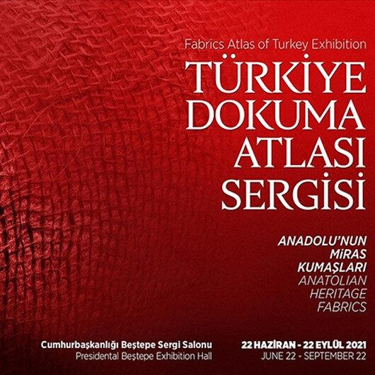 Türkiye'nin ilk 'Dokuma Atlası' sergisi açılıyor: Cumhurbaşkanlığı Külliyesi'nde sergilenecek