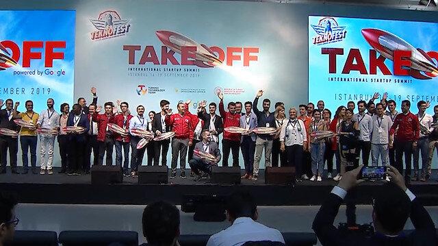 TEKNOFEST 2021 Take Off Uluslararası Girişim Zirvesi başvuruları başladı