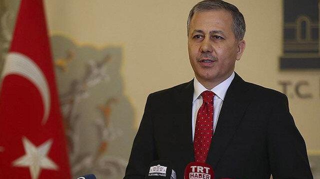 İstanbul Valisi Ali Yerlikaya: Güvenlik ve zabıta birimlerimize intikal eden herhangi bir olumsuzluk bulunmamaktadır