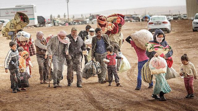 Sekiz yıldır kesintisiz ilk sırada: Türkiye mülteciler için ikinci vatan