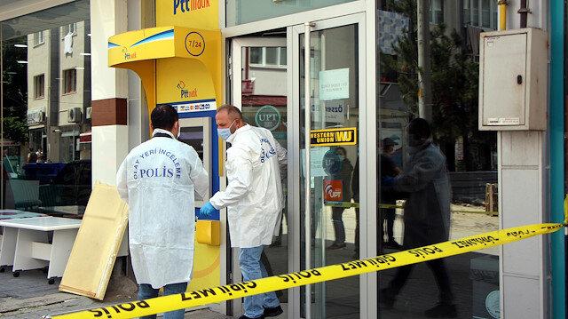 PTT'den 170 bin lira çalan hırsız başka şubede 'güvenlik görevlisi' çıktı