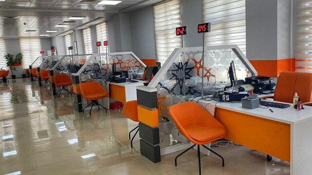 Adana'daki yeni konsept Nüfus Müdürlüklerini Bakan Soylu tanıttı