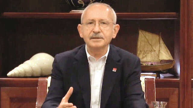 """""""Peker'e özendi"""" manşetinden rahatsız olan Kılıçdaroğlu otel odasında video çektiğini itiraf etti"""