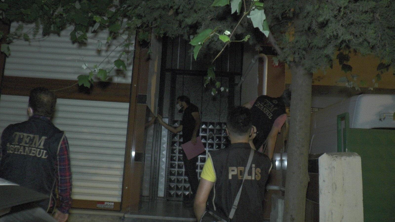 İstanbul'da gerçekleştirilen operasyon çok sayıda ilçede bulunan 30 adrese yapıldı.