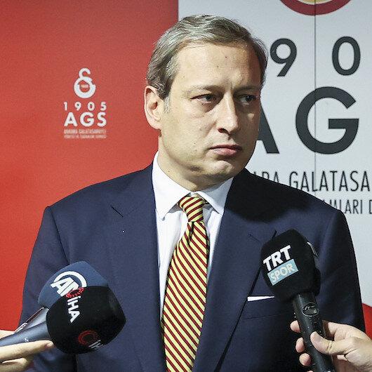 Burak Elmasın zafer konuşması: Yaşasın Galatasaray