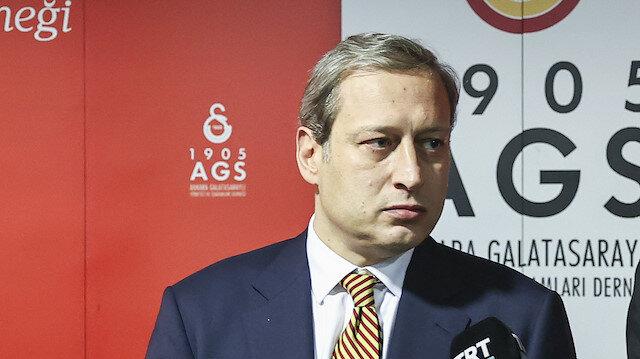 Burak Elmas'ın zafer konuşması: Yaşasın Galatasaray