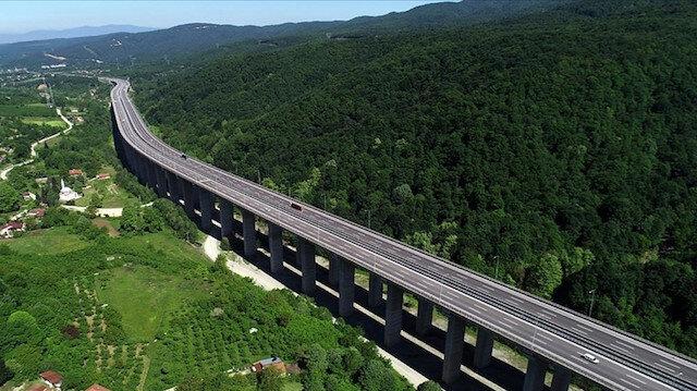 Yol kenarlarının yeşillendirilmesiyle 1 milyon ton emisyon azaltımı sağlandı