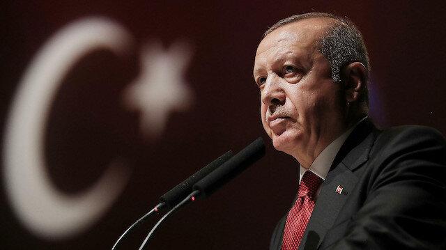 Cumhurbaşkanı Erdoğan: Ülkemiz tarihi boyunca ayrım gözetmeden kendisine sığınanlara sahip çıktı