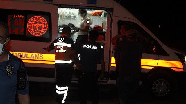 Kayseri'de iki grup arasında silahlı kavga: 3'ü ağır 5 yaralı