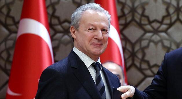 Avukat Mahmut Ali Meriç