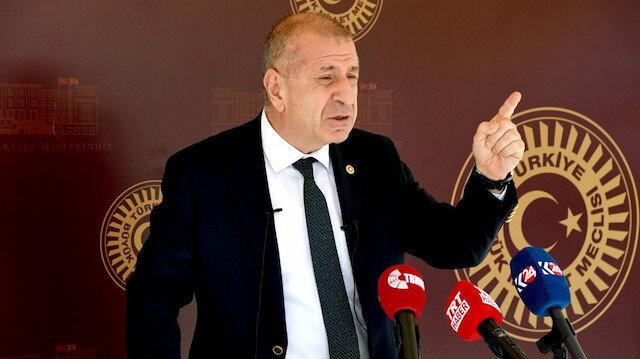 İYİ Parti'den istifa etmişti: Ümit Özdağ'ın parti kuracağı tarih belli oldu