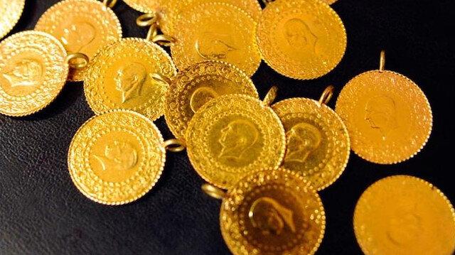 Kapalıçarşı'da çeyrek altın 814 lira oldu