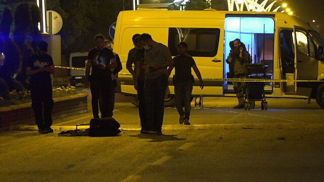 Van'da polisi alarma geçiren valiz: Fünye ile uzaktan patlatıldı