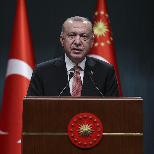 Cumhurbaşkanı Erdoğan yeni kararları açıkladı: 1 Temmuz itibarıyla sokağa çıkma kısıtlaması kaldırıldı