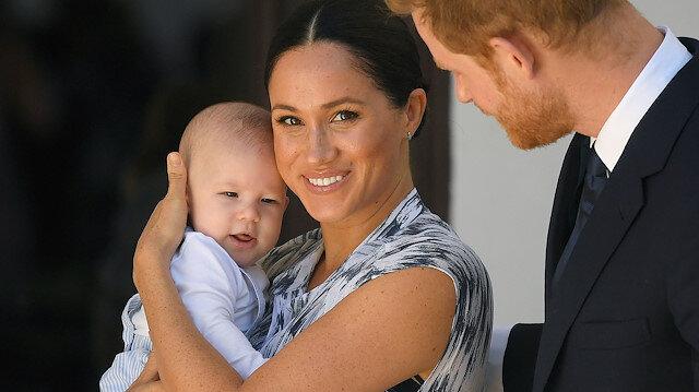 Prens Harry ve Meghan Markle'ın oğlu asla prens olamayacak
