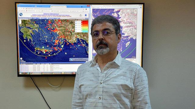 Prof. Dr. Hasan Sözbilir uyardı: Deprem fırtınası yaşanabilir