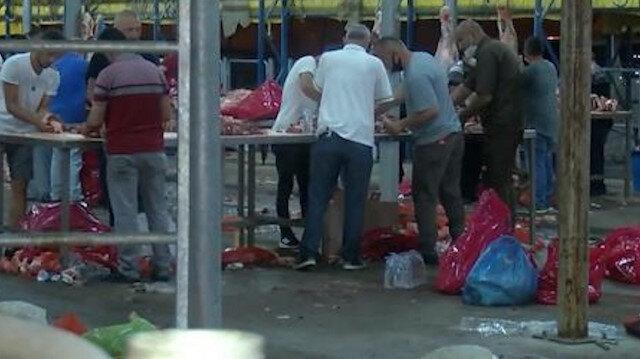 İBB'nin kurban alanı şikayetlere rağmen açılıyor