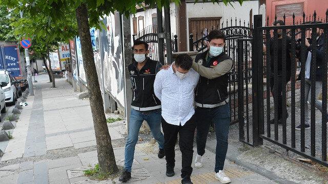 İstanbul'da 32 adrese eş zamanlı uyuşturucu operasyonu