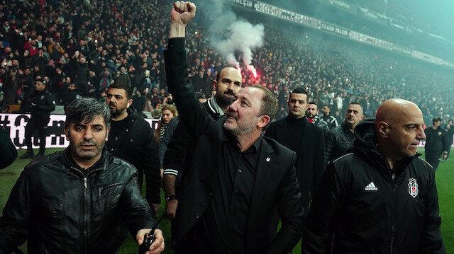 Beşiktaş'ta Sergen Yalçın dönemi devam ediyor: 1 yıllık sözleşme imzalanacak