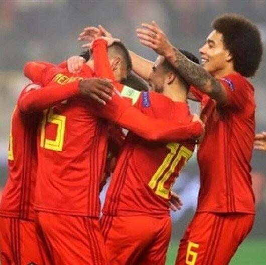 يورو 2020.. الدنمارك تهزم روسيا وترافق بلجيكا إلى دور الـ16