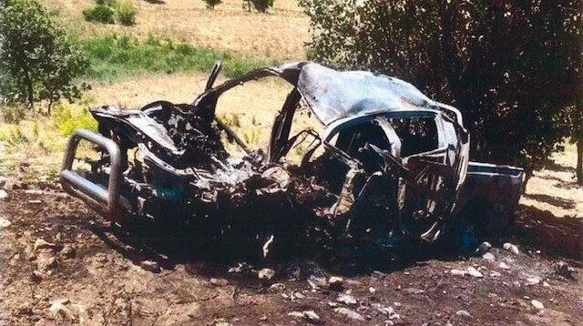 Kırmızı listeye derin çizik: PKK'lı Ulaş Dersim öldürüldü