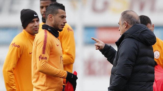 Younes Belhanda Galatasaray'a dönmek istiyor