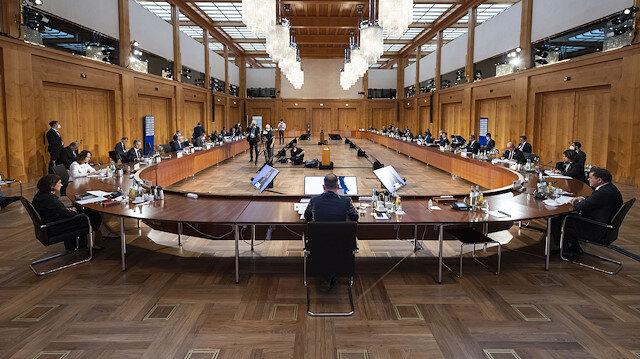 Türkiye'nin de yer aldığı İkinci Berlin Konferansı sona erdi