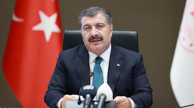 Bakan Koca'dan 'Delta varyantı' açıklaması: 134 vakanın 82'si İstanbul'da görüldü